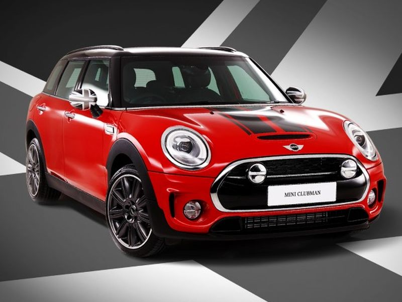 mini cooper s clubman yours edition 16. Black Bedroom Furniture Sets. Home Design Ideas