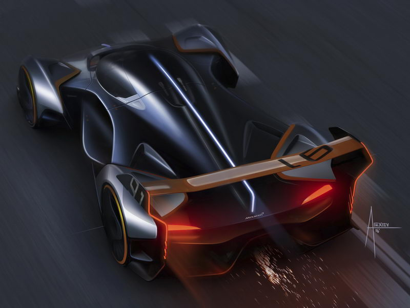 """McLarenเตรียมลุยรถสปอร์ตไฟฟ้า,ไฮบริด-ย้ำไม่ทำ """"เอสยูวี"""""""