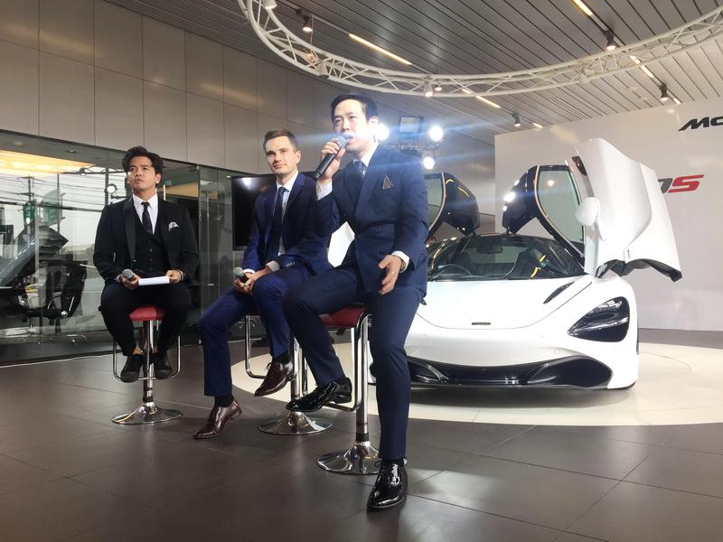 กลับมาแล้ว! นิชคาร์ ประเดิมเปิดตัว McLaren 720S-พร้อมลงทุนศูนย์ซ่อมสีซูเปอร์คาร์ 20 ล้านบาท