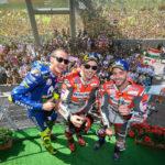 DUCATI ชนะสนามที่ 6 ในศึก MotoGP 2018 ที่ประเทศอิตาลี