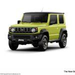 Suzuki Jimny 2018 คาดมาไทยแน่!! ราคาทะลุล้าน ล็อดแรกนำเข้ายุ่นทั้งลำ
