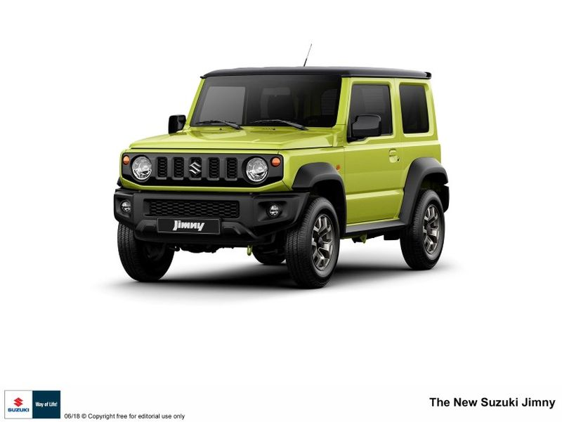 suzuki jimny 2018. Black Bedroom Furniture Sets. Home Design Ideas