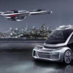 Audi จับมือ Airbus เตรียมพัฒนาแท็กซี่บิน