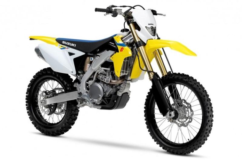 Suzuki เปิดตลาดสายลุย ด้วย RMX450Z