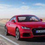 Audi TT ปรับโฉมเพิ่มความสปอร์ตให้ภายนอก