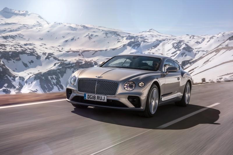 ทางเลือกใหม่เพื่อสุนทรีย์ด้านเสียงใน Bentley Continental GT