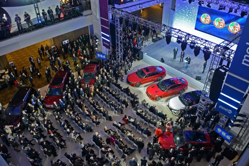 Detroit Motor Show กำลังถูกเปลี่ยนช่วงเวลาจัดงาน