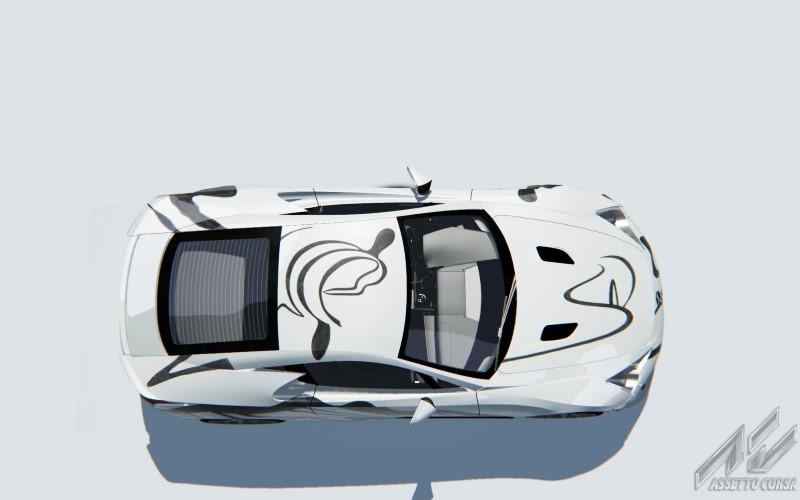 LFA Art Car