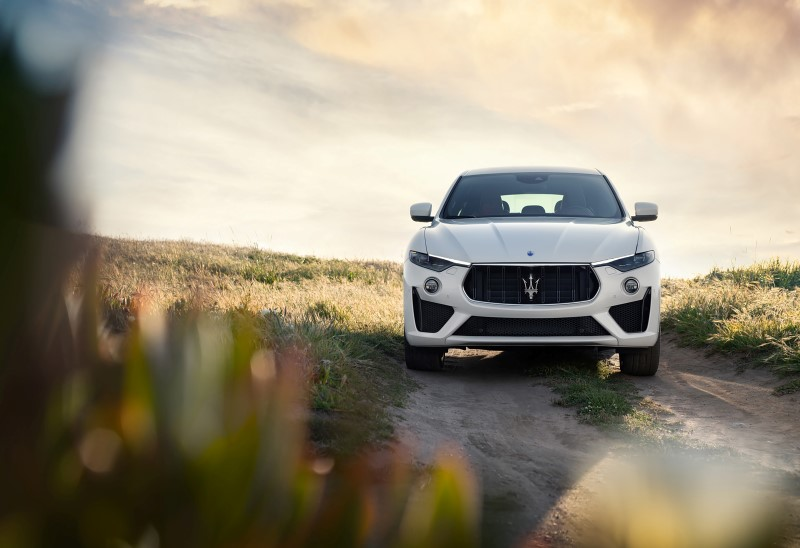Maserati Levante GTS มาพร้อมความแรงจากเครื่องยนต์ Ferrari