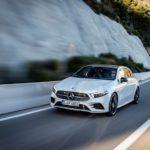 Mercedes-Benz จับไฮบริดลง A-Class