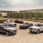 ยอดขายทะยาน 13% Rolls-Royce ครองตลาดรถหรููโลก