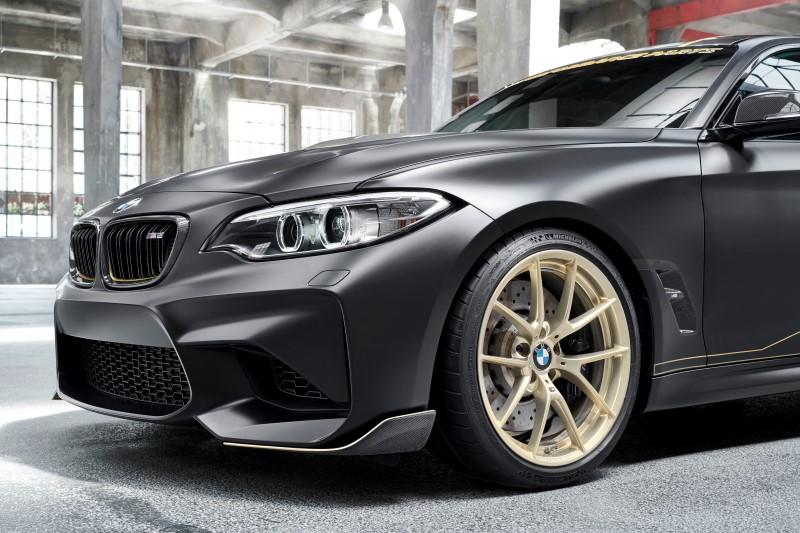 BMW โชว์ชุดแต่งน้ำหนักเบาใน M Performance Parts Concept