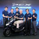 ฮอนด้าเผยนวัตกรรมสำคัญใน New Honda PCX Hybrid พร้อมเตรียมจำหน่ายสิงหาคมนี้
