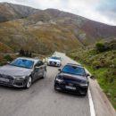 Audi เพิ่มเครื่องยนต์ดีเซลให้รุ่นมิดไซส์ในยุโรป
