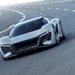 Audi PB18 e-tron Concept สปอร์ตพลังไฟฟ้าล้ำตั้งแต่ภายนอกถึงภายใน