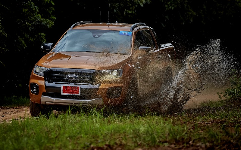 FORD RANGER Wildtrak 2018 ใหม่