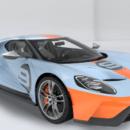 Ford เผยโฉม GT Heritage Edition 2019