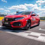 Honda Civic Type R สร้างสถิติใหม่ให้รถขับหน้าที่ฮังการี