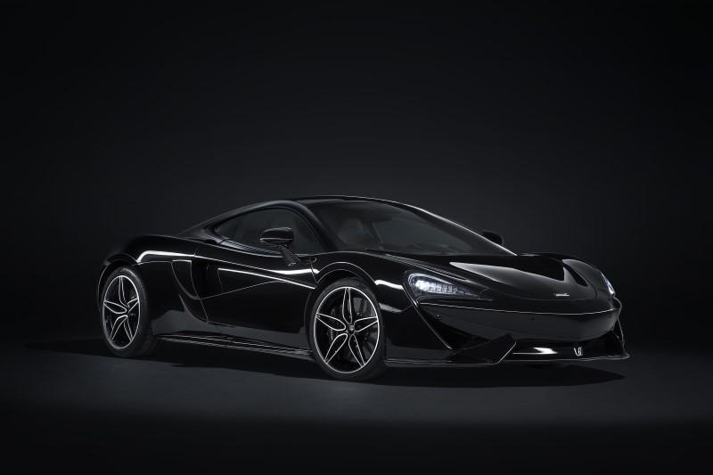 McLaren สองรุ่นแต่งพิเศษโดย MSO