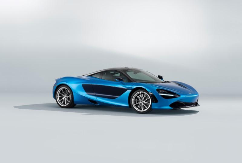McLaren 720S เปิดทางเลือกใหม่แห่งการแต่ง