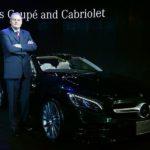 S-Class Coupé และ Cabriolet คู่หูสุดหรูรุ่นใหม่จาก Mercedes-Benz