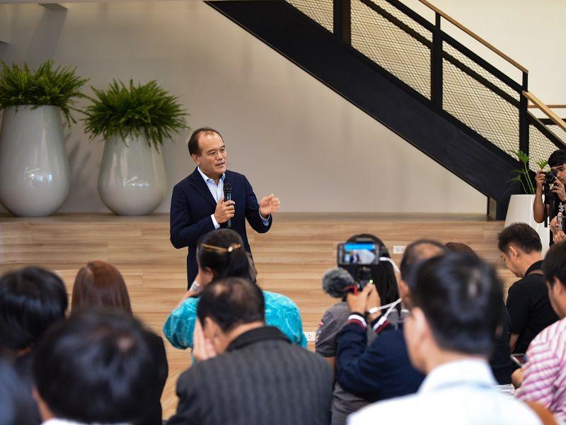ฮอนด้า Open House เชิญสื่อมวลชนเยี่ยมออฟฟิศใหม่-ชูไอเดียเน้นสร้างแรงบันดาลใจ