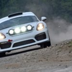 Porsche Cayman GT4 ClubSport Concept Rally รถคอนเซ็ปต์ลองเชิงทางฝุ่น
