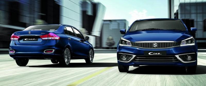 Suzuki Ciaz ปรับตรงไหน เปลี่ยนอย่างไร