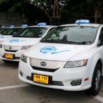 """BYD """"EV Taxi VIP"""" ใช้ไฟฟ้า 100% พร้อมให้บริการกันยายนนี้"""