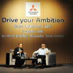ดร.ปราจิน เอี่ยมลำเนา ร่วมสัมนา สร้างแรงบันดาลใจให้ผู้ขายรถยนต์มิตซูบิชิ กว่า 220 โชว์รูม
