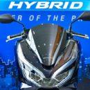 Honda PCX Hybrid เคาะราคามาแล้วไม่ถึงแสนเร้าใจมั้ยล่ะ!!