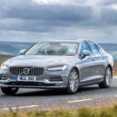 Volvo เพิ่มทางเลือกความแรงให้รุ่น 90 ในอังกฤษ
