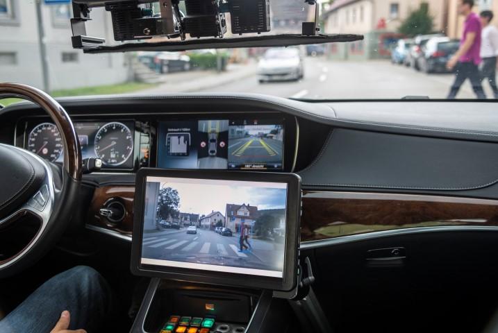 Automated Driving ภายใต้การพัฒนาของ Bosch และ Daimler