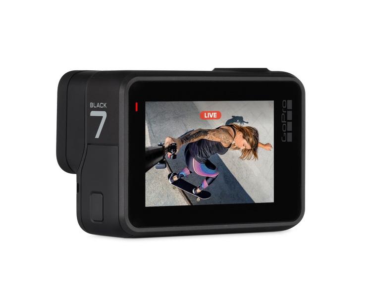 หมดยุควิดีโอภาพสั่น เปิดตัว GoPro HERO7 Black กล้องรุ่นใหม่ล่าสุด