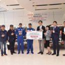 อีซูซุอัดฉีดอีก 250,000 บาท ให้ทีมอีซูซุที่กวาดทุกแชมป์ของเอเชียครอสคันทรี่ 2018