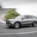 Mercedes-Benz GLE โฉมใหม่ที่หนุ่มขึ้นและทันสมัยขึ้น