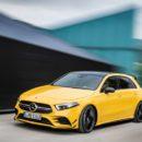 Mercedes-Benz A 35 4Matic AMG เสริมทางเลือกด้วยแฮทช์แบ็กสมรรถนะสูง