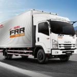 """อีซูซุ เสริมทัพรถบรรทุก """"FRR ใหม่!"""" เจ้าแห่งรถบรรทุก 6 ล้อขนาดกลาง"""