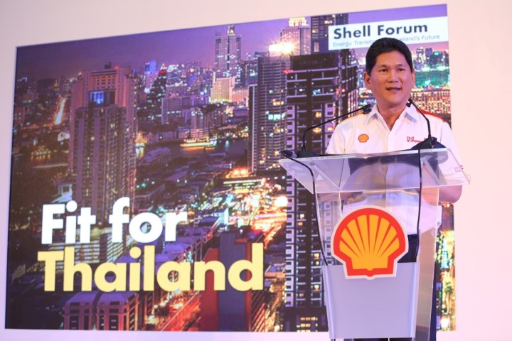 เชลล์ ประเทศไทย ยกระดับสิ่งแวดล้อม มุ่งเติมสุขให้ทุกชีวิต