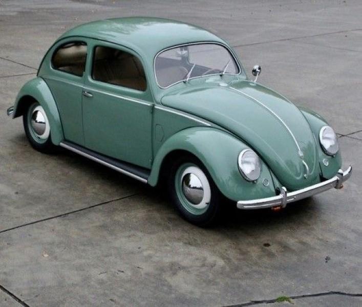 ประวัติความเป็นมาของรถเต่า...VW Beetle History