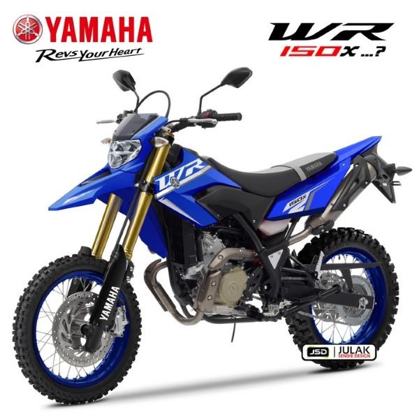 YAMAHA WR 150