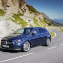 Mercedes-Benz B-Class รุ่นใหม่เพื่อการเดินทางบนความอเนกประสงค์