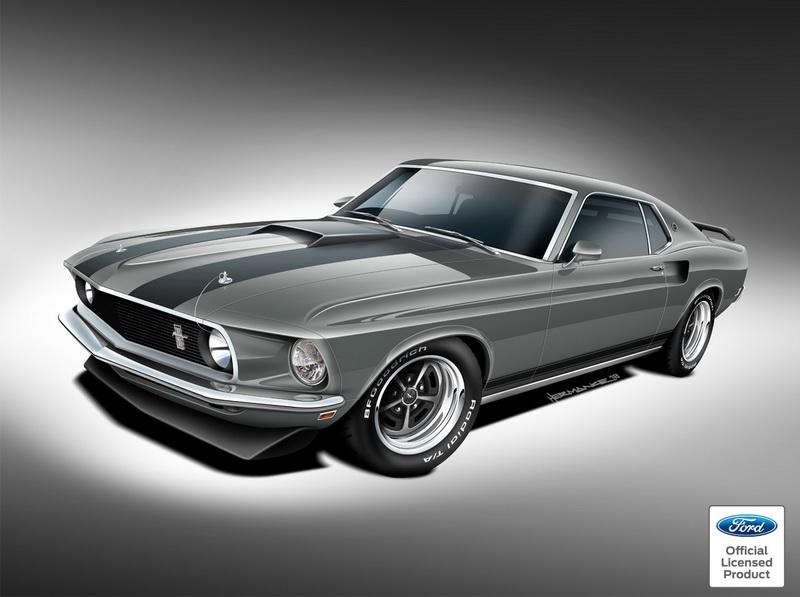 การกลับมาของ Mustang รุ่นสำคัญ