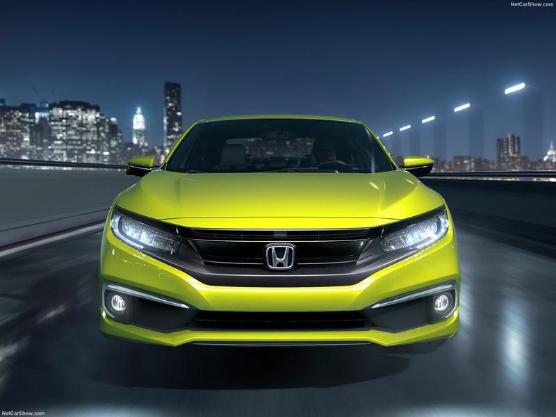 Honda Civic ปรับเอาใจคนชอบอุปกรณ์มาตรฐาน