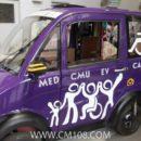 """รถยนต์ เพื่อคนพิการ """"MED CMU EV car"""" ผลงานจากคณะแพทย์ มช."""
