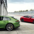 Porsche เพิ่มรุ่น GTS ให้ Panamera และ Panamera Sport Turismo