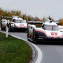 25 กิโลเมตรสุดท้ายบนถนนสาธารณะของ Porsche 919