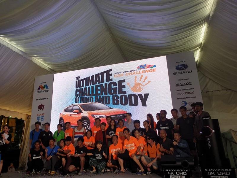 คนไทยชนะใจกองเชียร์คว้ารางวัล Country Team Winner แตะรถนานสุด 475 ชม.15 นาที-ชวด Subaru XV