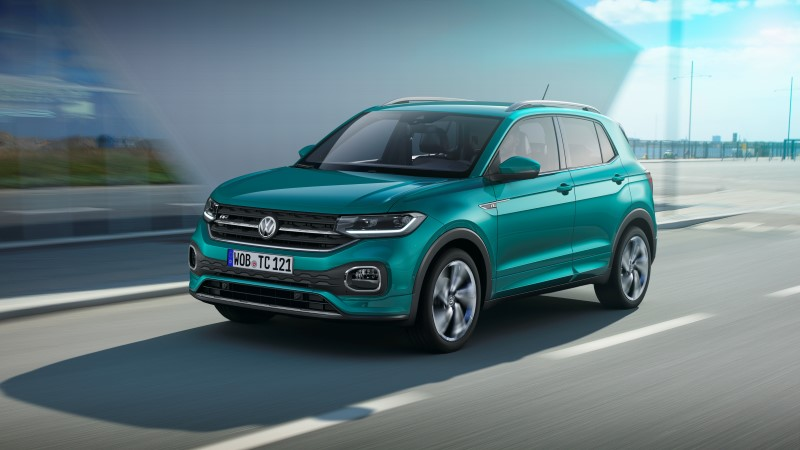 Volkswagen ขยายทางเลือกซับคอมแพกต์เอสยูวีด้วย T-Cross