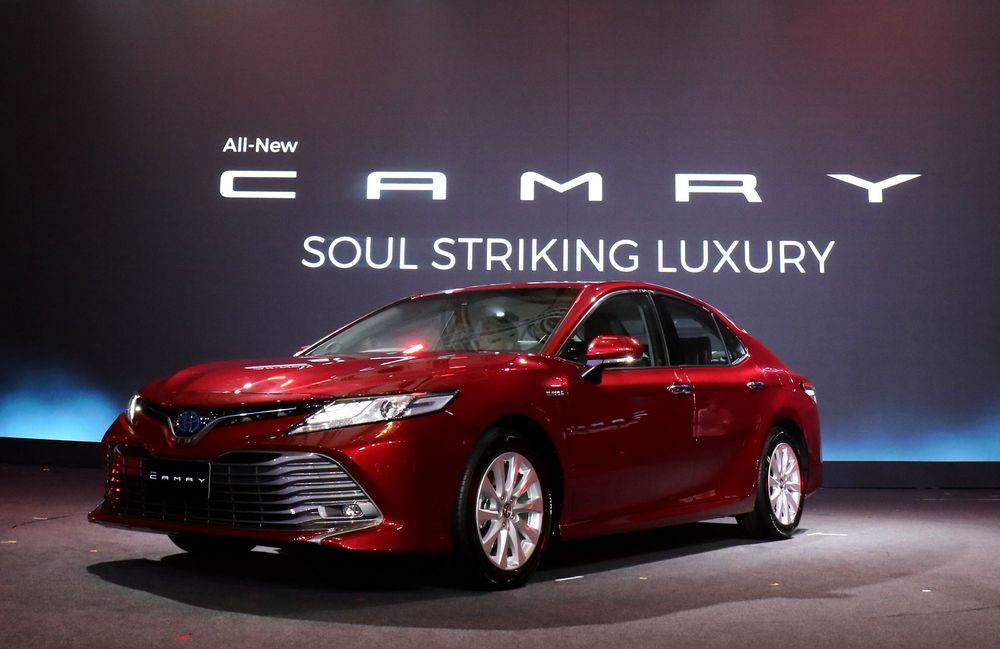 โตโยต้าเผยโฉม All New CAMRY รถใหม่แต่ราคาถูกลง เริ่ม1.445ล้านบาท ผ่อน 1.7 หมื่นบาท